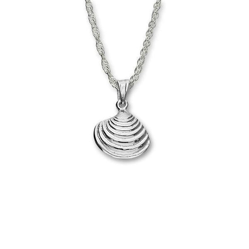 Fluke Jewellery - Venus Shell Stirling Silver Pendant £35.00
