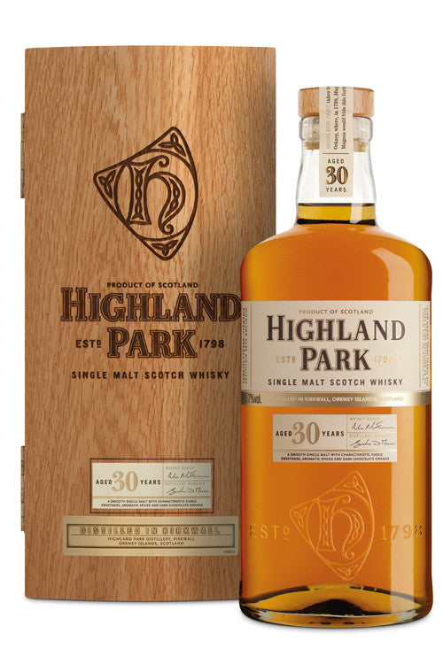 Highland Park 70cl 30 Year Old Single Malt Whisky £690.00