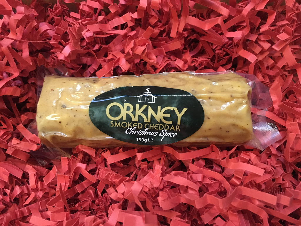 Orkney Cheese, Chutney and Savoury Box £36.95 code 13