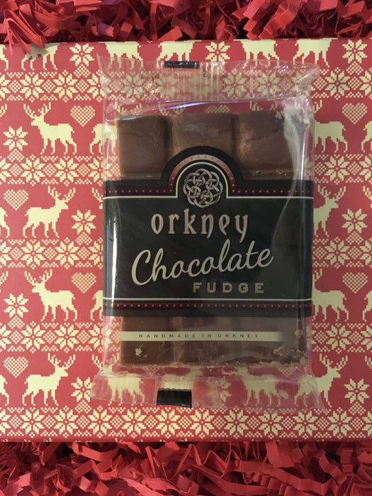 The Famous Orkney Christmas Fudge Selection Box £33.95 Code 7
