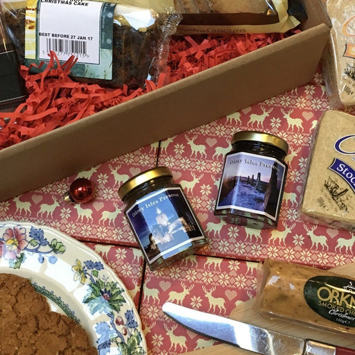 Orkney Christmas Variety Box £45.00 code 16