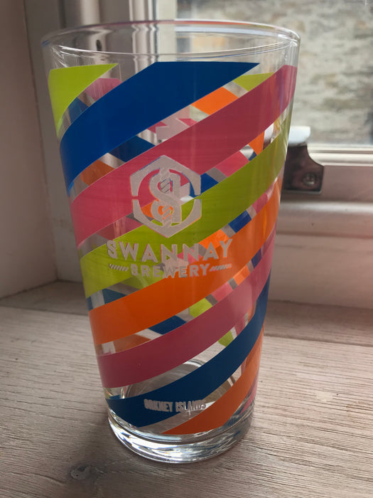 Swannay Brewery Pint Glasses £4.95