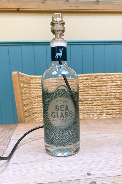 Deerness Distillery Sea Glass Lamp Base £49.95