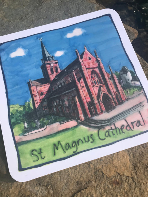 St Magnus Cathedral Placemat £8.95