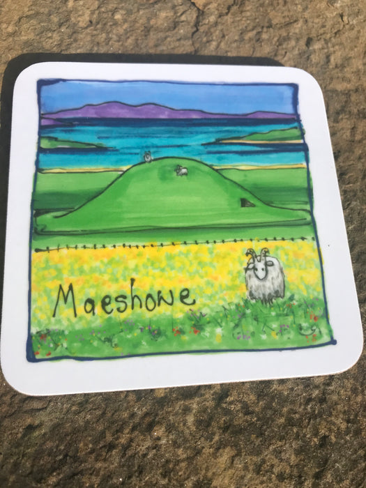15% OFF Maeshowe Coaster was £3.50 now £3.00