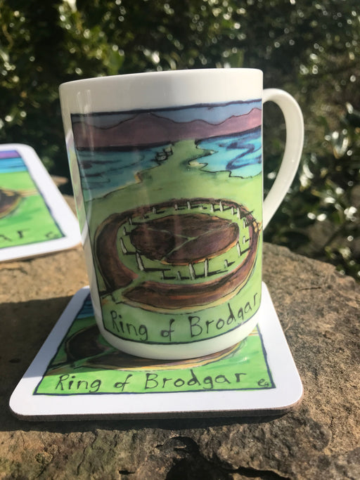 Ring of Brodgar Mug £11.95