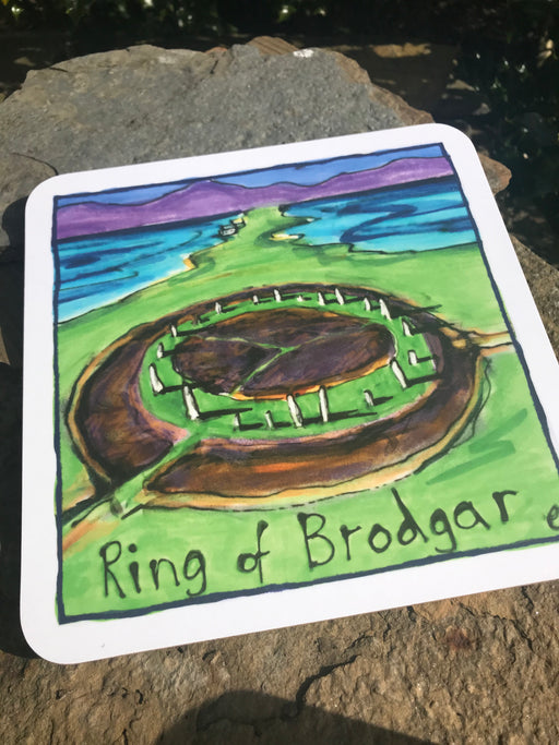 Ring of Brodgar Placemat £8.95