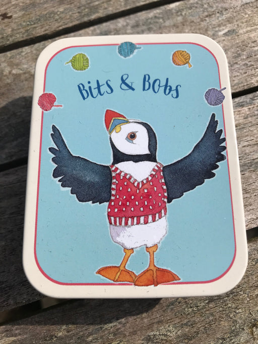 Puffin Peedie Tin £4.95