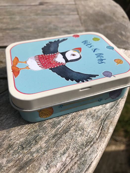 15% OFF Puffin Peedie Tin was £4.95 now £4.20