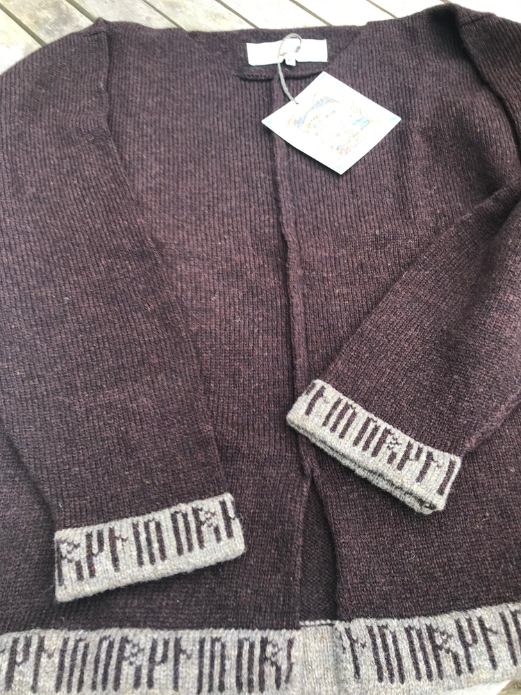 15% OFF Orkney Tunic with Runes Trims in Slate WAS £115.00 NOW £97.95