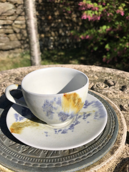 Highland Stoneware Epresso Cup and Saucer Set £28.95