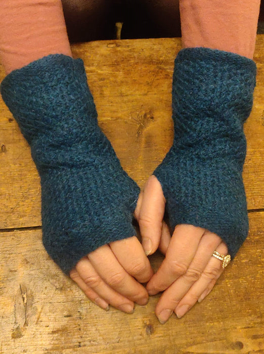 15% OFF Annie Glue Textured Hand Warmers in Atlantic Spray WAS £19.95 NOW £17.00