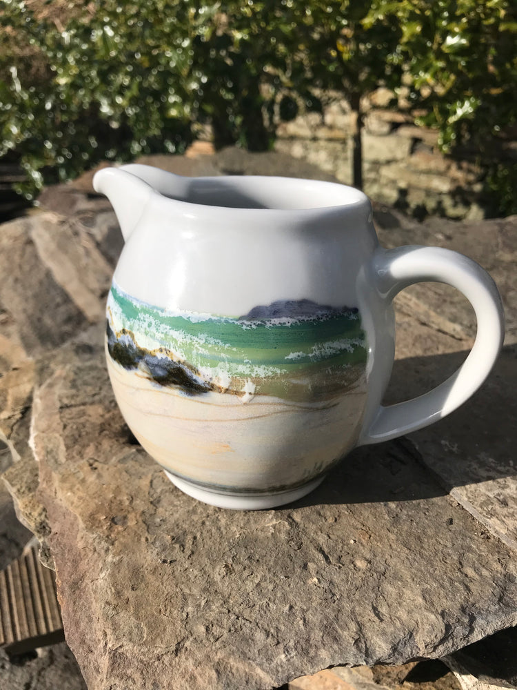 15% OFF Highland Stoneware Orkney Seascape Half Pint Jug was £74.95 now £63.70