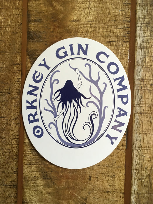 Orkney Gin Company - Mikkelmas Gin with Gin Mat £29.90