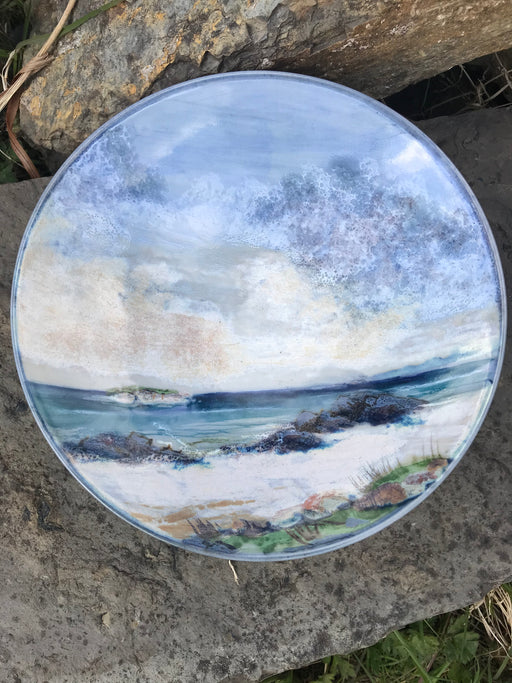 Highland Stoneware Orkney Seascape One Off  Bowl £76.95