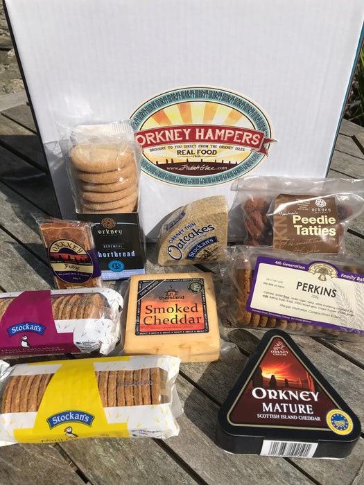 Orkney Food Produce Box £59.00 Code 43