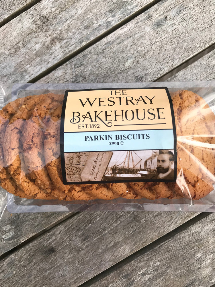 Westray BakeHouse Ginger Parkins