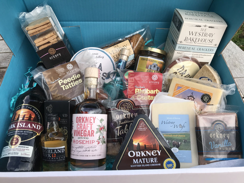 Luxury Orkney Produce Box