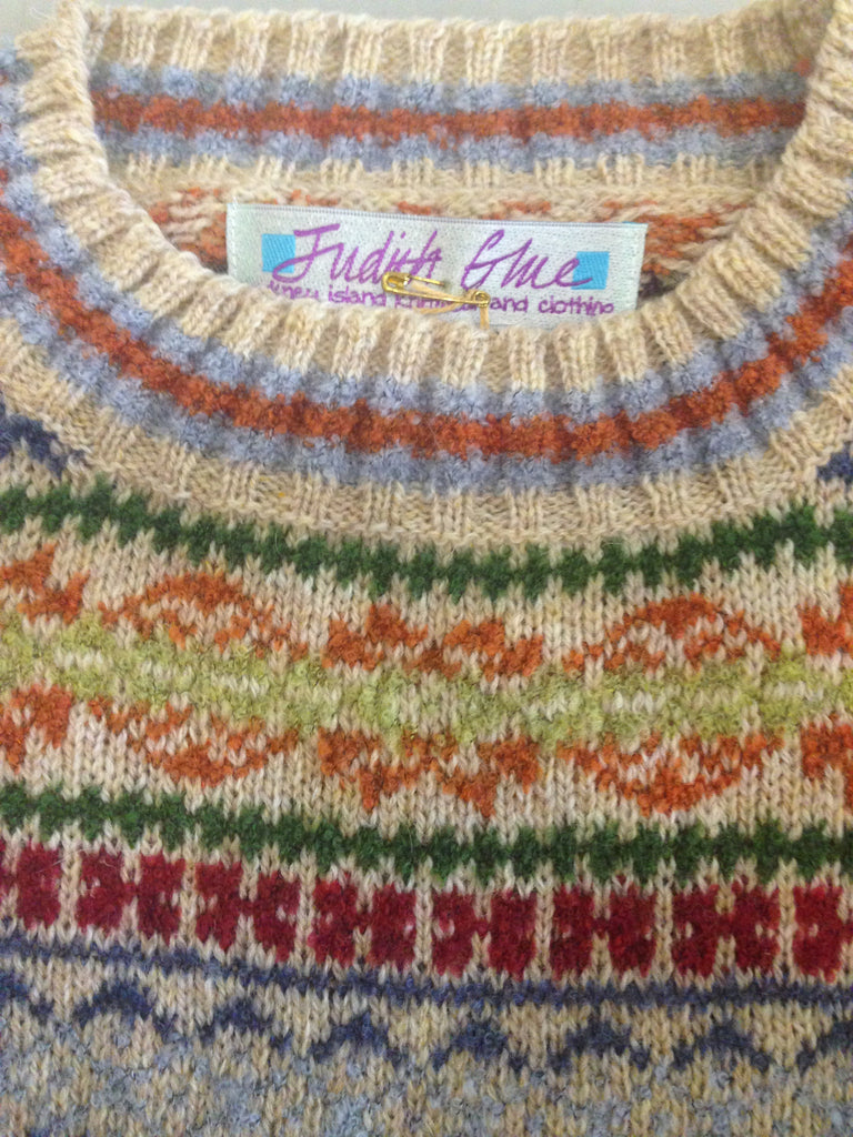 Rackwick Fair Isle Crewneck Sweater £149.95