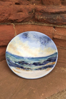 Highland Stoneware Stormy Sea Large Bowl £139.50