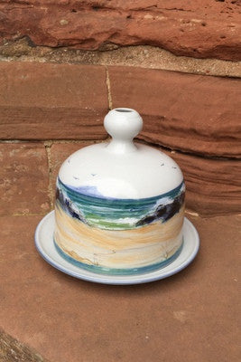 Highland Stoneware Seascape Cheese Dish  £85.99