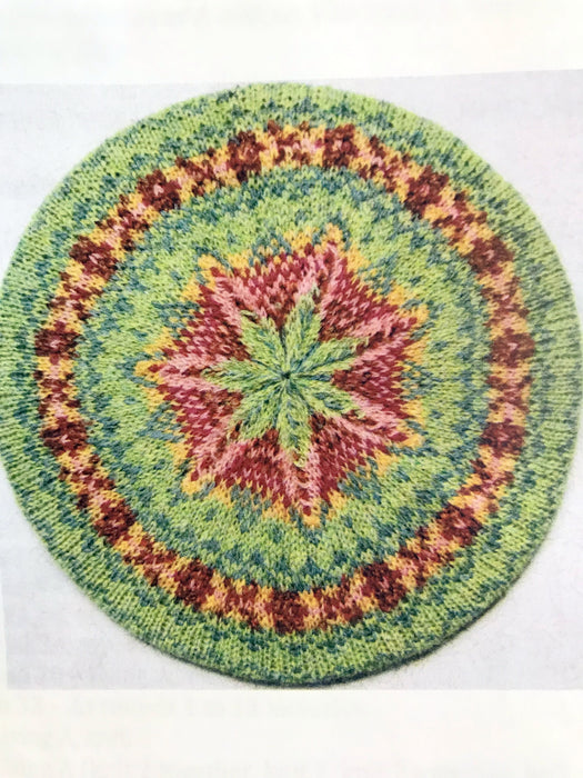 Judith Glue Fair Isle Pattern Tammy Knitting Kit in Landscape £18.95