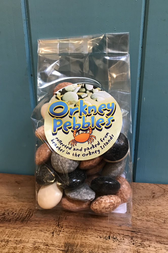 Orkney Chocolate Pebbles £4.99