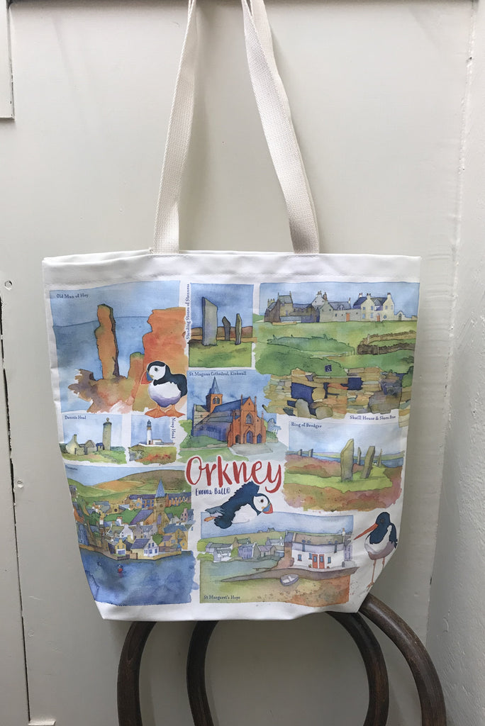 Emma Ball 'Orkney' Canvas Bag £14.95