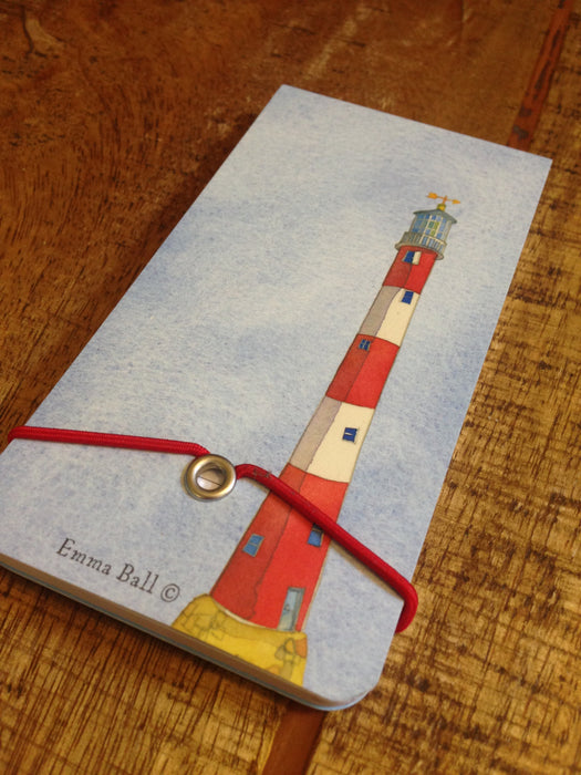Emma Ball Orkney Puffin Notepad £3.95