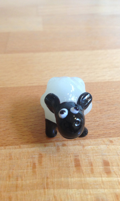 Handmade Glass Mini Sheep £5.95