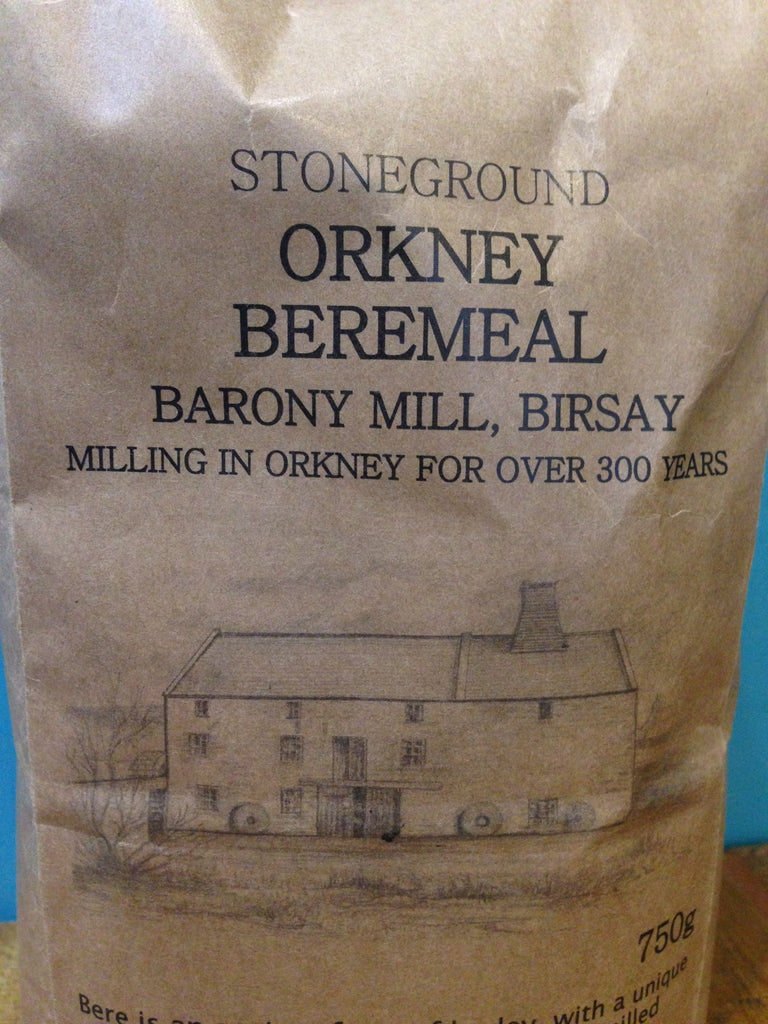 Beremeal Flour from Barony Mills, Birsay, Orkney 750g