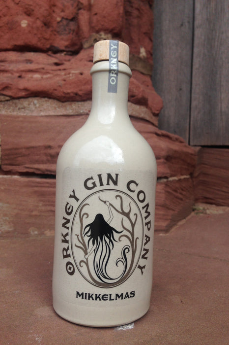 Orkney Gin Company - Mikkelmas Gin with Gin Mat £31.95
