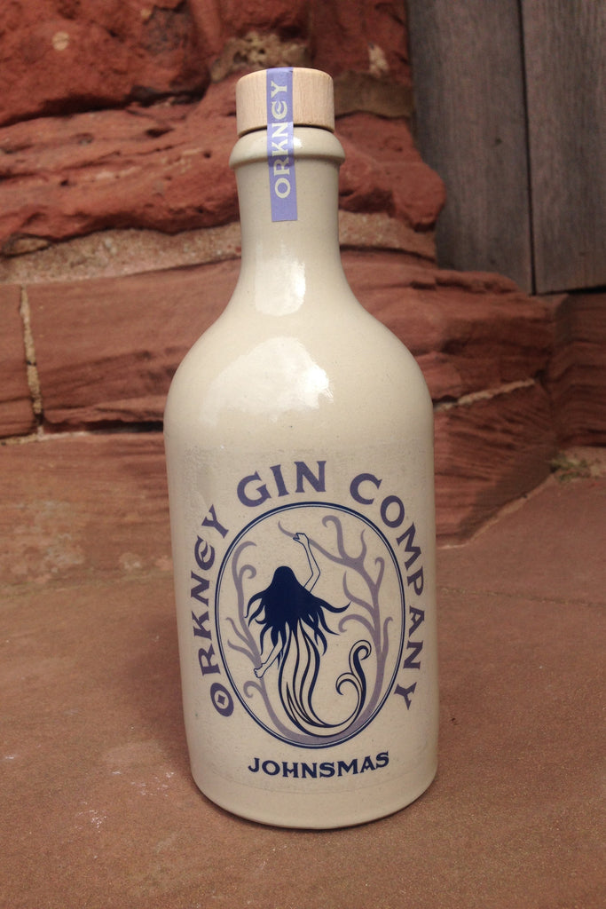 Orkney Gin Company - Johnsmas Gin with Gin Mat £31.95