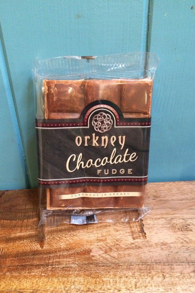Orkney Fudge Chocolate 100g Bar £1.75