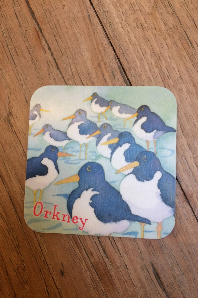 Emma Ball Orkney Coaster