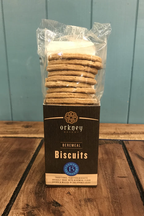 Orkney Beremeal Biscuits £2.95