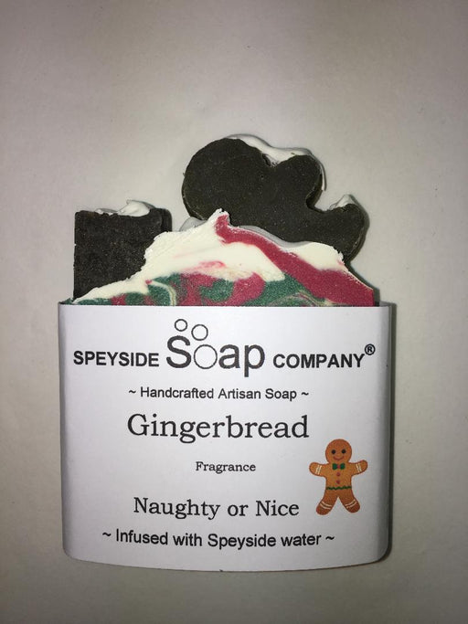 50% OFF Speyside Soap Company Gingerbread Naughty Or Nice Soap was £7.95 now £4.00