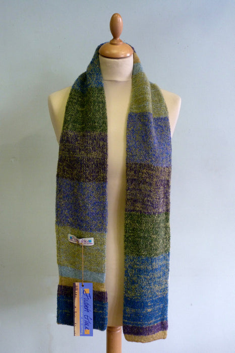 15% OFF Orkney Landscape Long Scarf in Rolling Hills WAS £55.00 NOW £46.75