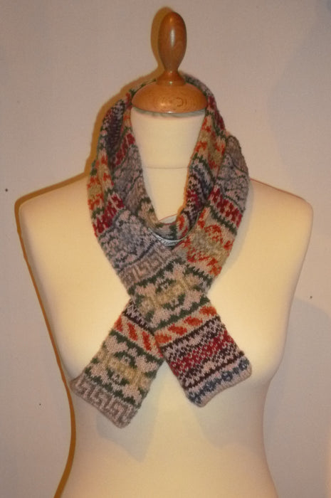 Rackwick Fair Isle Throat Warmer £39.95