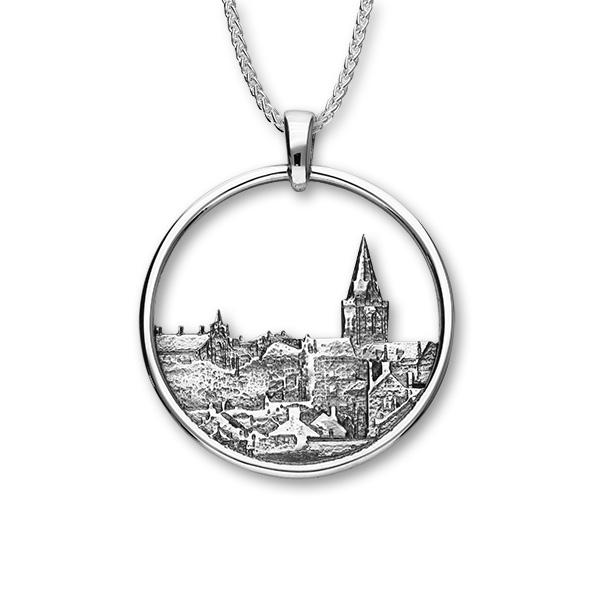 10% 0FF Ortak St Magnus Cathedral Skyline Necklace WAS £78.00 NOW £70.20