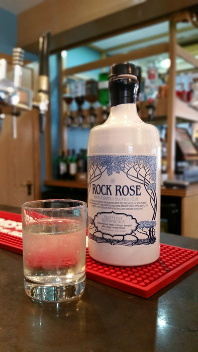 Original Rock Rose Gin 70cl bottle  £36.95