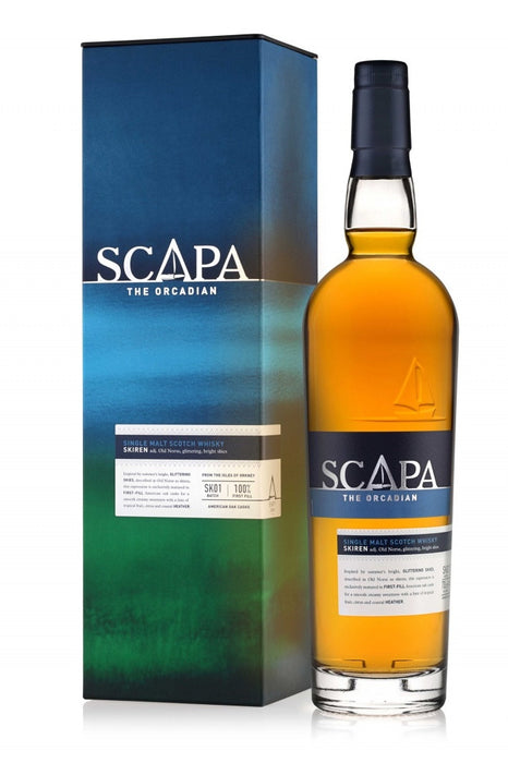 Scapa Skiren 70cl The Orcadian Single Malt Whisky £49.95