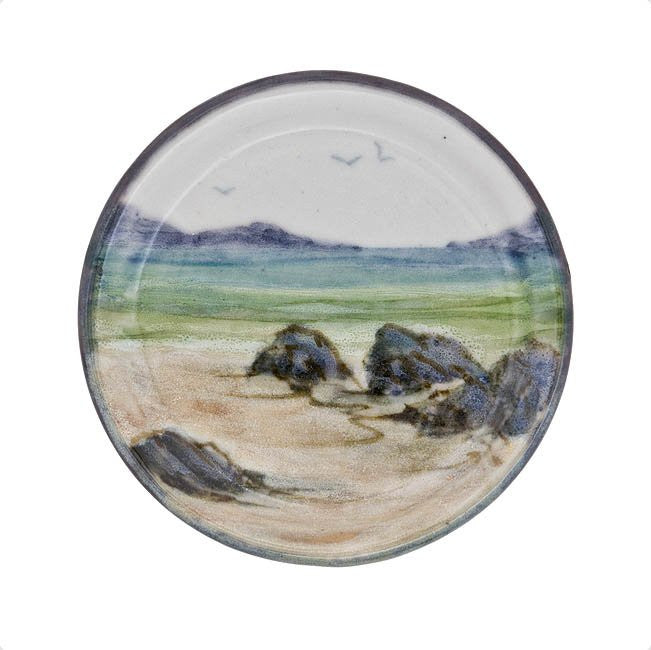 Highland Stoneware Seascape Coaster £18.95