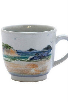 Highland Stoneware Orkney Seascape Cup - Small £28.95