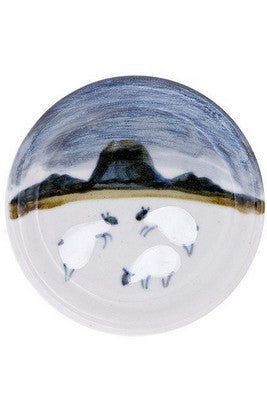 Highland Stoneware Sheep Coaster £18.95