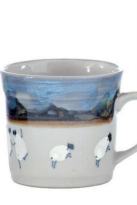 Highland Stoneware Sheep Mug - 1/2 Pint £29.95