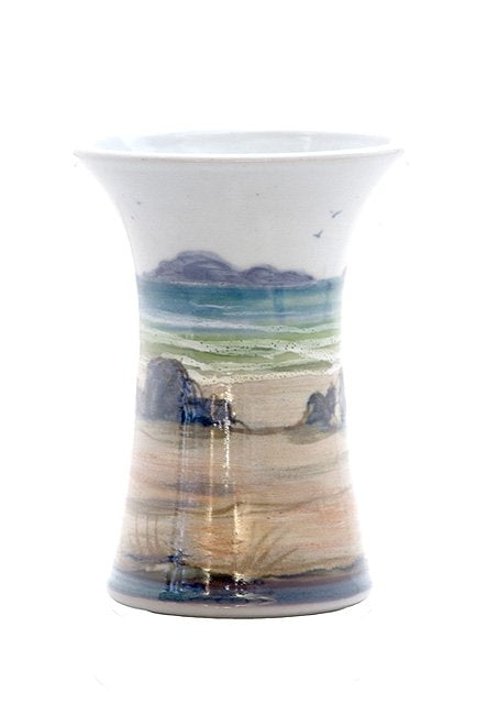 Highland Stoneware Seascape Small Vase £61.95