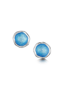 Sheila Fleet Lunar Bright Stud Earrings in Tropical £85.00