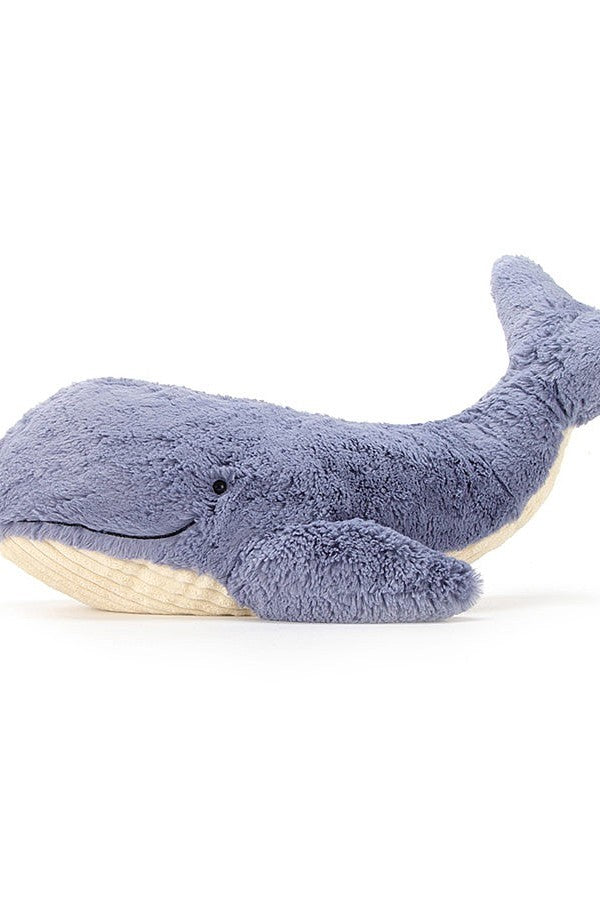 Jellycat Wilbur Whale - Small £19.95