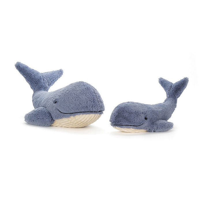 Jellycat Wilbur Whale - Large £35.95